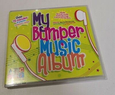 My Bumper Music Album - ABC For Kids (CD, 2007, ABC) 34 tracks, 70+ minutes