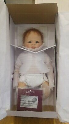 07cc1f1a50 Ashton Drake  Little Grace  So Truly Real® Baby Doll - original packaging