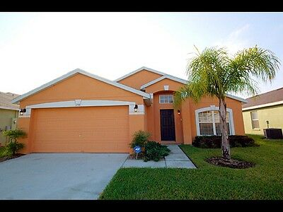 Luxury Orlando Villa, 5 Bed 3 Bath, Swimming Pool & Spa, Games Room, Free WIFI
