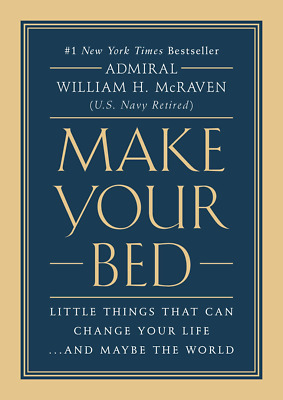 Make Your Bed: Little Things That Can Change Your Life... (Only email dilivery)