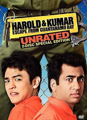 Harold and Kumar Escape From Guantanamo Bay [Unrated Two-Disc Special Edition] D