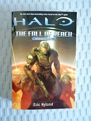 Halo The Fall Of The Reach By Eric S Nylund 2001 Paperback