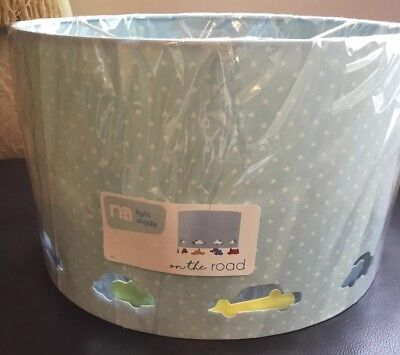 ** Brand New ** Mothercare On The Road Large Nursery / Bedroom  Light Shade
