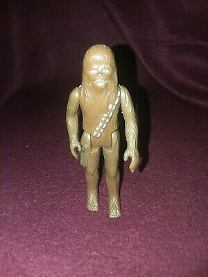 Star Wars-Chewbacca-Vintage 1977-Action Figure-Made in Hong Kong
