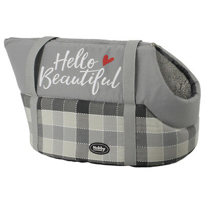 Nobby Poche Campo Gris pour Chiens, Neuf