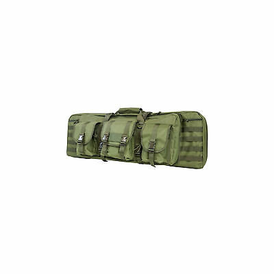 NcStar Double Carbine Case/Green/36 In CVDC2946G-36