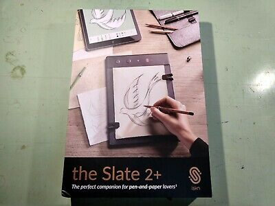 iskn The Slate 2+ Pencil, Ring, & Paper Graphic Tablet