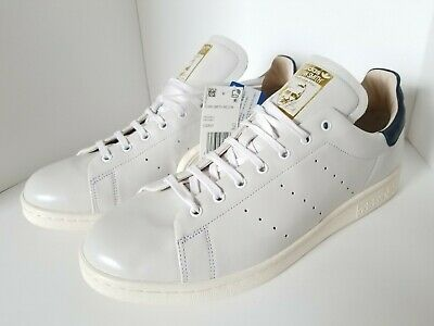 huge selection of a091d 5edb4 New Adidas Originals Stan Smith Recon CQ3033 Sold Out Footwear White Navy  Sz 12