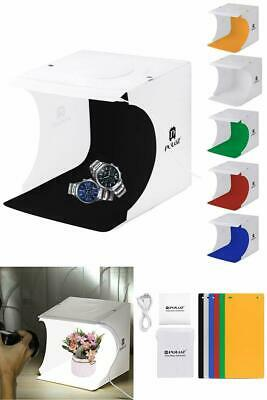 Mini Photo Studio Box PULUZ 20cm Portable Photography Shooting Light Tent Kit