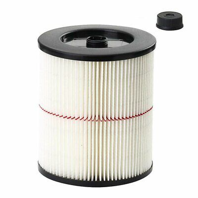 Replacement Filter Fit Shop Vac Craftsman 17816 9-17816 Wet Dry Vacuum Air For 5