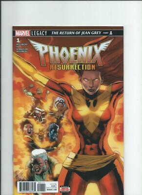 Marvel Comics Phoenix Resurrection Return of Jean Grey 1 NM-/M 2017