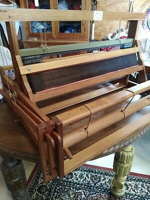 Sheridan 4 shaft table loom
