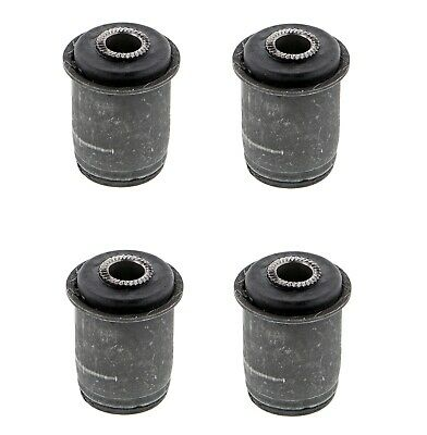Set of 4 Rear Upper To Frame Control Arm Bushing Kits Mevotech For Ford Taurus