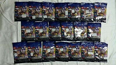 SEALED - Lego 71023 The Lego Movie 2 Collectible Minifigures Complete Set of 20