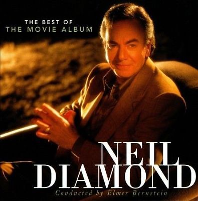 """""""The Best of the Movie Album"""" By by Neil Diamond (CD, 1999) New"""