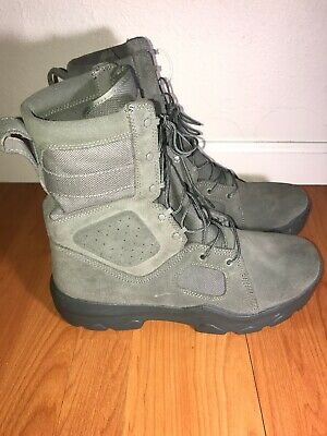 e24e8317436 UNDER ARMOUR FNP Tactical Men's Size 14 Boots Sage Green 1287352-385 UA  Hiking
