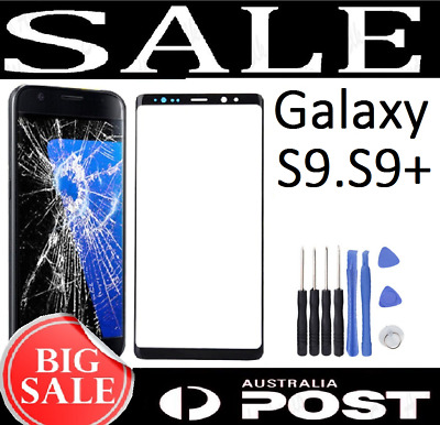 Outer Front Glass Screen Replacement For Samsung Galaxy S9 / S9 Plus