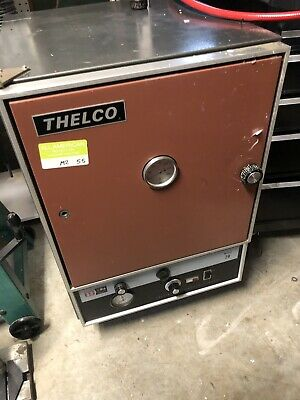 Precision Scientific Model 19 Thelco Vacuum Lab Oven Used