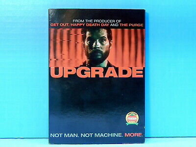 Upgrade - Logan Marshall-Green (DVD) Like New with Slipcover