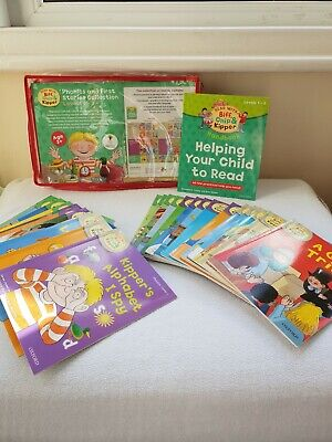 Oxford Read With Biff, Chip & Kipper Level 1-3 Set Of 33 Books