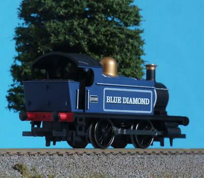 New Hornby R614 Left Hand Diamond Crossing Packeted Nickel Silver Free Post