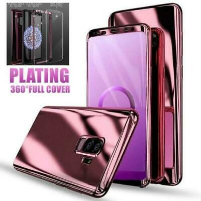 Hybrid Shockproof 360° Ultra thin Case Cover For Samsung Galaxy S8 S9 plus S7