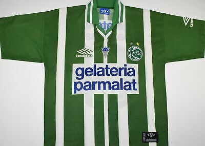 4d16ddd29 1999 Juventude Umbro Home Football Shirt (Size L)
