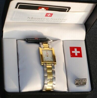 Montre Suisse ~ Ladies Quartz Wrist Watch