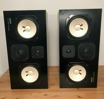 Yamaha NS-40M STUDIO (Pair) Studio Monitors - like NS-10M NS10 NS10M NS40