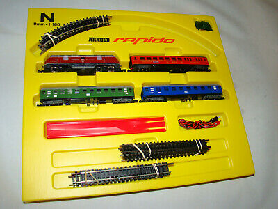 Vintage Arnold Rapido N Scale Early Set #048
