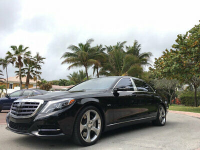 2016 Mercedes-Benz S-Class **1-OWNER**MORE PHOTOS COMING SOON** 2016 Mercedes Benz Maybach S600 *1-OWNER*