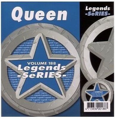 Karaoke Cdg  Legends Series  Vol 188    Queen    15  Top Tracks