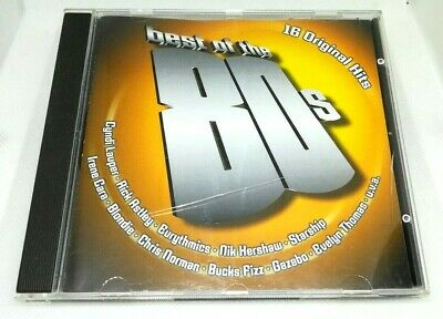 Best of the 80s - 1 CD - 16 Song *Gut*