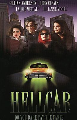 Hell Cab (DVD, 2005) Gillian Anderson, John Cusack, Julianne Moore *LIKE NEW*