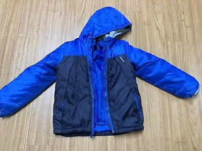 1568482c0 BOY S WINTER COAT  jacket with removable fleece liner - Size 8 - Osh ...