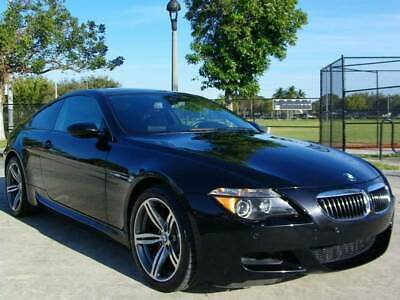 2006 BMW 6-Series M6 MINT!! CLEAN HISTORY!! BMW M6 COUPE!! V10!! CARBON PKG!! HEADS UP DSP!! LOADED!!