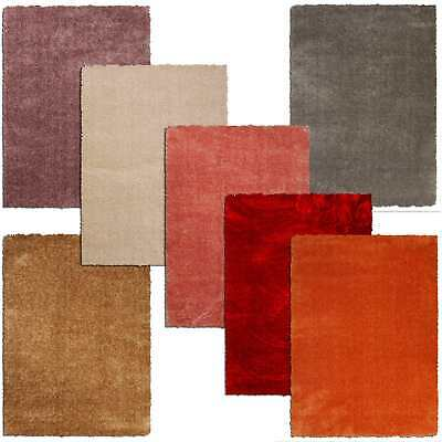 Velvetone rugs in Small to Large sizes soft plush deep pile that's not a shaggy
