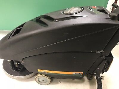 Reconditioned NSS Wrangler 2016 AB Floor Scrubber