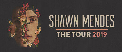 Shawn Mendes The Tour Concert Syd 2019 A Reserve Tickets Section 6 3Rd November