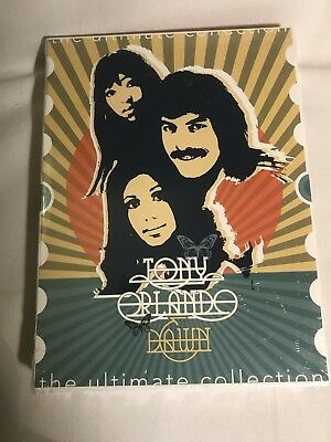 Tony Orlando Dawn - The Ultimate Collection (DVD, 2005, 3-Disc Set) New Sealed