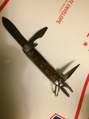 WWII US army POCKET KNIFE WW2 US military Issue