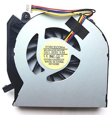 Original HP dv7-6c90us DV7-6000 dv7-6135dx CPU FAN Therma grease