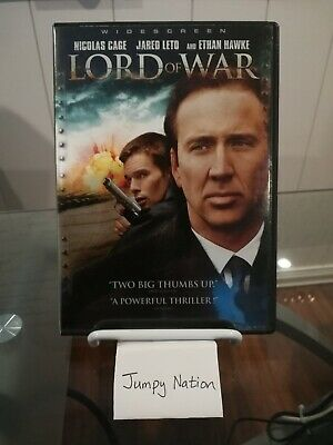 Lord of War (DVD - Widescreen)