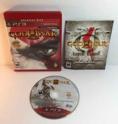 Ps3 God Of War 3 ( Greatest Hits )