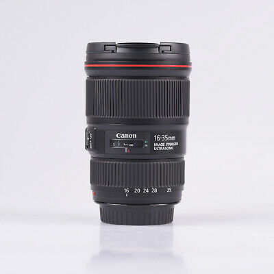 Canon EF 16-35mm f/4L IS USM Objektiv