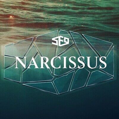 SF9 [NARCISSUS] 6th Mini Album CD+POSTER+Photo Book+2p Card+F.Poster(On) SEALED