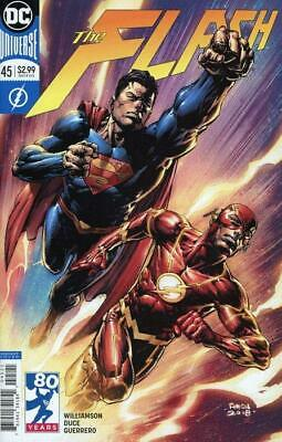 The Flash #45 (Vol 5) Variant David Finch & Danny Miki Cover