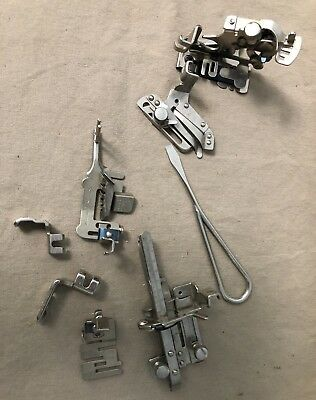 Singer Simanco Sewing Machine attachment lot #3 121441 1261 36865 160359 35931 +