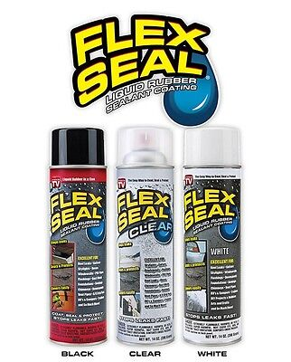 Flex Seal Jumbo Can Liquid Rubber Spray Sealant Coating 14 oz BUY DIRECT!