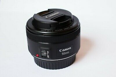 Mint Canon EF 50mm f/1.8 STM Lens Fast Shipping USA